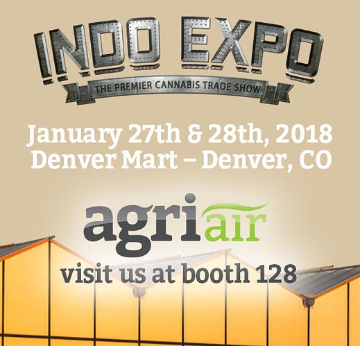 IndoExpo Denver Booth IG
