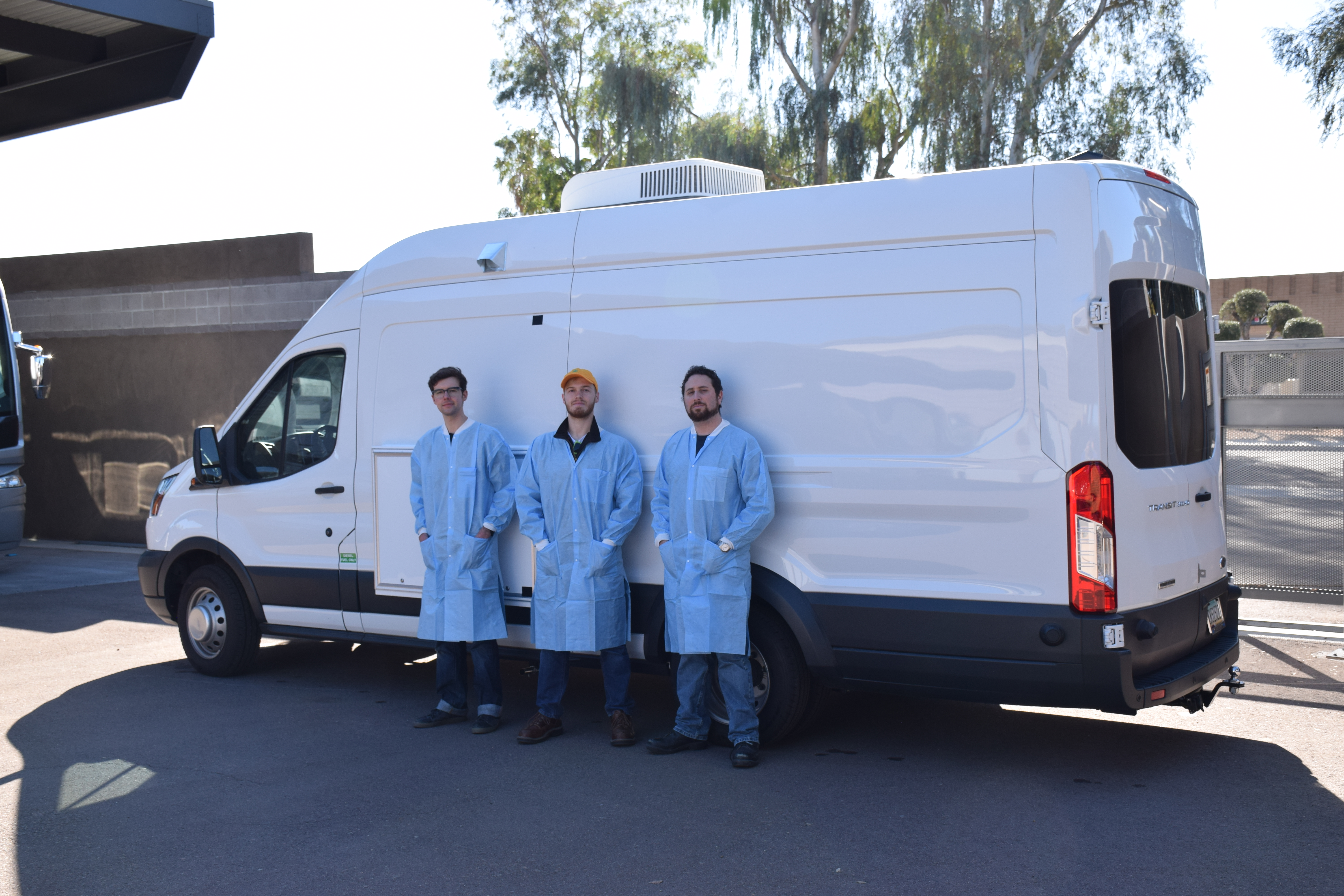 The first mobile cannabis testing lab in Arizona - Cannabis