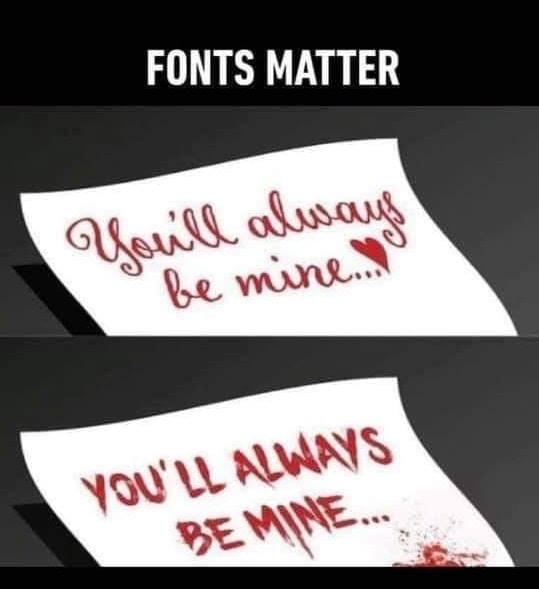 FontsMatter